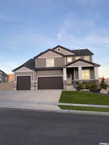 3972 N 850 W, Lehi, UT 84043 (#1700852) :: Big Key Real Estate