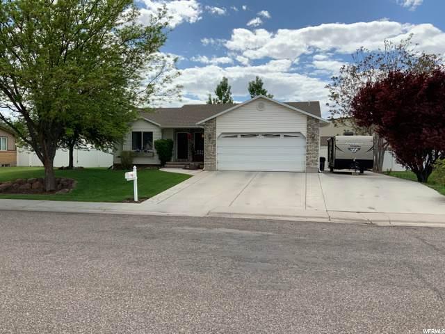 290 S 600 W, Richfield, UT 84701 (#1700864) :: Big Key Real Estate