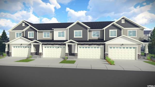 286 W 700 N #1414, Vineyard, UT 84059 (#1700886) :: Big Key Real Estate