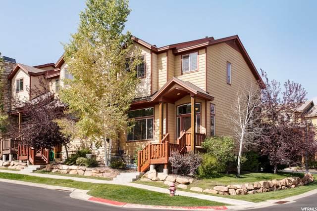 5497 N Luge Ln T58, Park City, UT 84098 (MLS #1700894) :: High Country Properties