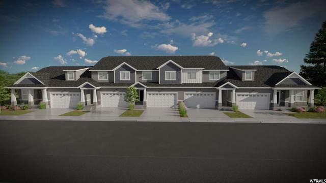658 N 260 W #1207, Vineyard, UT 84059 (#1700904) :: Big Key Real Estate