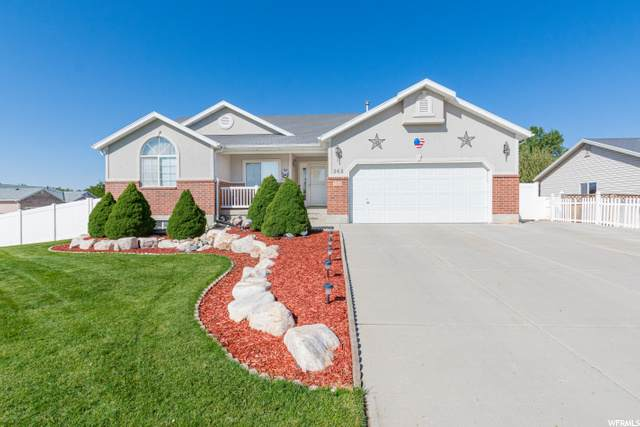 363 N 1750 W, West Point, UT 84015 (#1700927) :: Big Key Real Estate