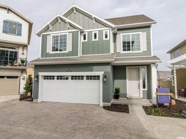 2389 N 3130 W #417, Lehi, UT 84043 (#1700930) :: Utah Best Real Estate Team | Century 21 Everest