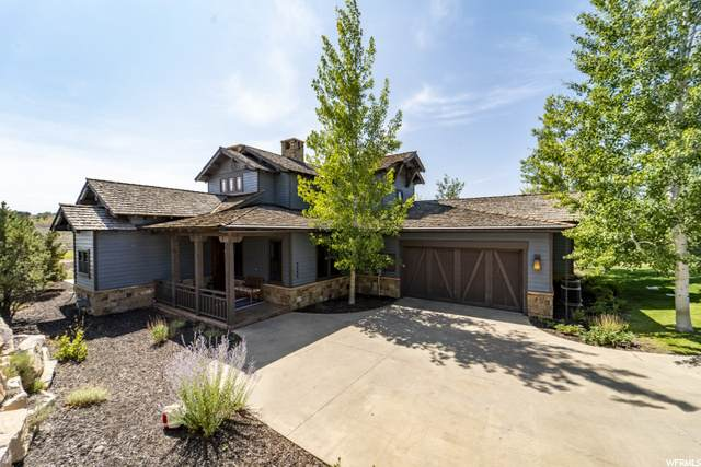 3249 E Thunderhawk Trl, Heber City, UT 84032 (MLS #1700939) :: Lookout Real Estate Group
