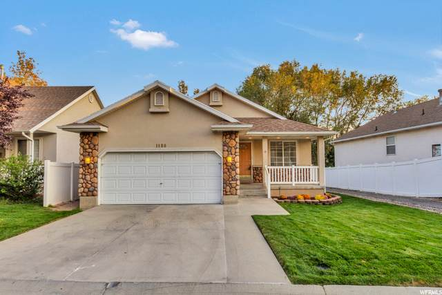1180 E Parkstone Dr, Draper, UT 84020 (#1700963) :: The Fields Team