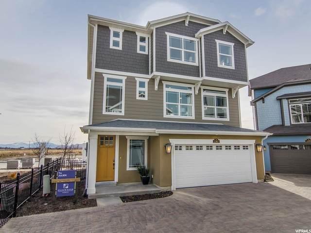 2383 N 3130 W #414, Lehi, UT 84043 (#1700982) :: Utah Best Real Estate Team | Century 21 Everest