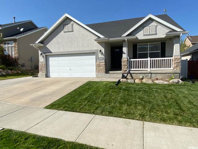 6794 W Valley Maple Dr, West Jordan, UT 84081 (#1700991) :: Doxey Real Estate Group