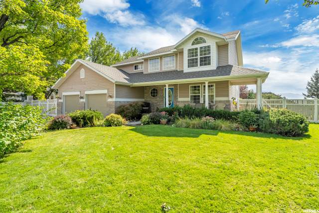 202 E Davis Ln, Lehi, UT 84043 (#1700995) :: Doxey Real Estate Group