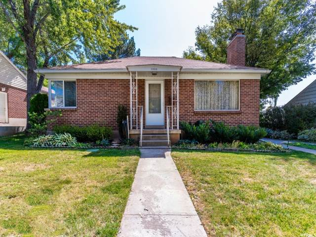 2266 E Garfield Ave, Salt Lake City, UT 84108 (#1701007) :: McKay Realty