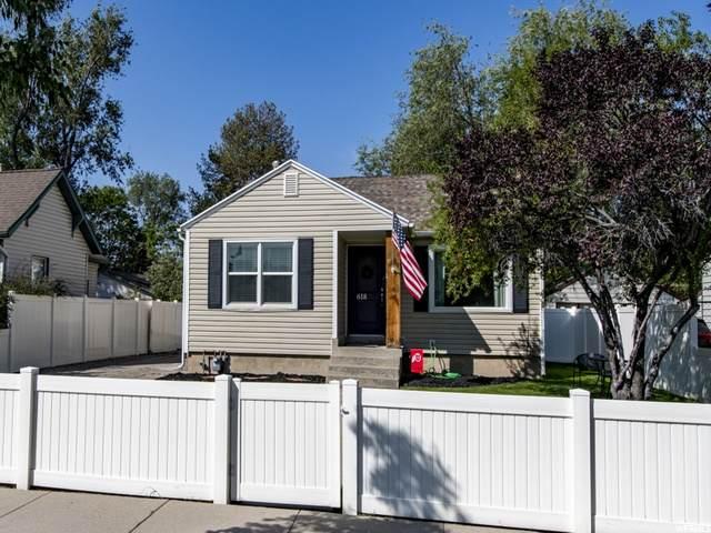 618 S 1400 W, Salt Lake City, UT 84104 (#1701030) :: Big Key Real Estate