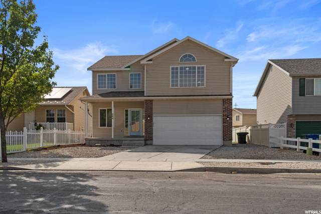 244 S Montgomery St, Salt Lake City, UT 84104 (#1701034) :: goBE Realty