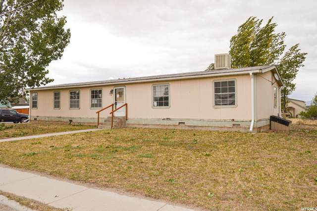 628 N 500 E, Vernal, UT 84078 (#1701041) :: goBE Realty