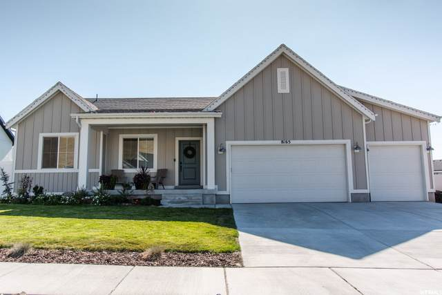 8165 N Cobblerock Rd, Lake Point, UT 84074 (#1701046) :: Gurr Real Estate