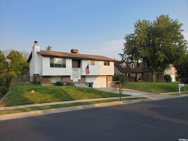 1020 N Nalder St, Layton, UT 84040 (#1701062) :: Big Key Real Estate