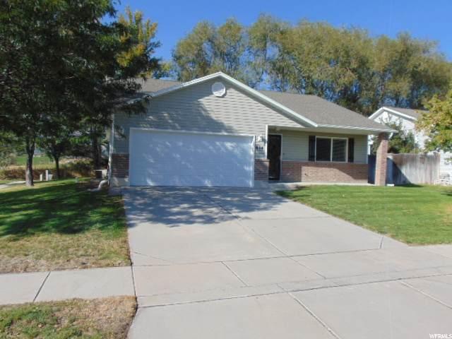 814 E 1500 N, Ogden, UT 84404 (#1701098) :: Big Key Real Estate
