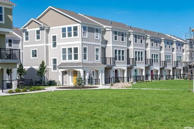3891 W Lansdown Ct S #315, Taylorsville, UT 84129 (#1701100) :: Colemere Realty Associates