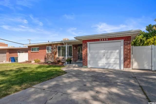 3355 S Hogan St, West Valley City, UT 84119 (#1701106) :: Gurr Real Estate