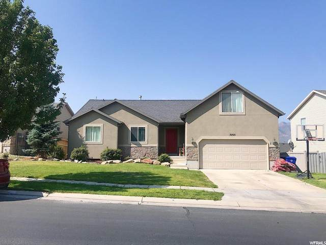 7755 N Sycamore Dr, Eagle Mountain, UT 84005 (#1701112) :: Big Key Real Estate