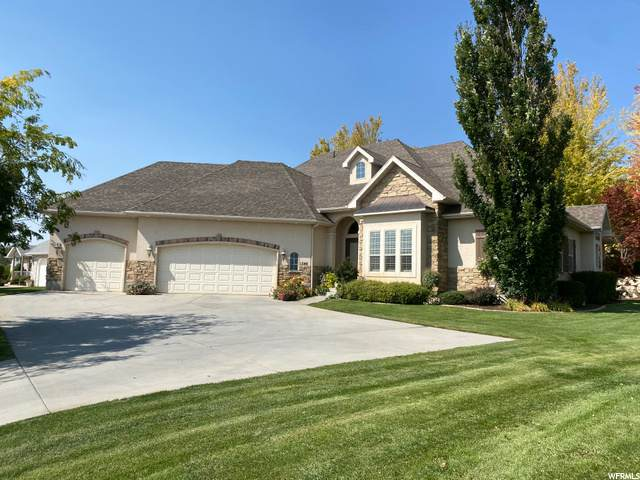 1346 W 3800 N, Pleasant View, UT 84414 (#1701119) :: Doxey Real Estate Group