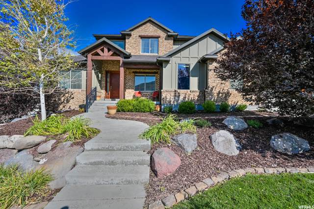 14973 S Rolling Brook Dr W, Herriman, UT 84096 (MLS #1701131) :: Lookout Real Estate Group