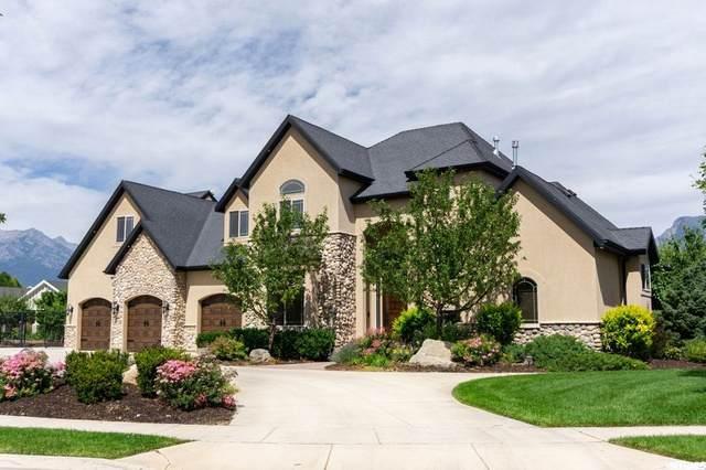 10154 N 6650 W, Highland, UT 84003 (#1701147) :: Berkshire Hathaway HomeServices Elite Real Estate