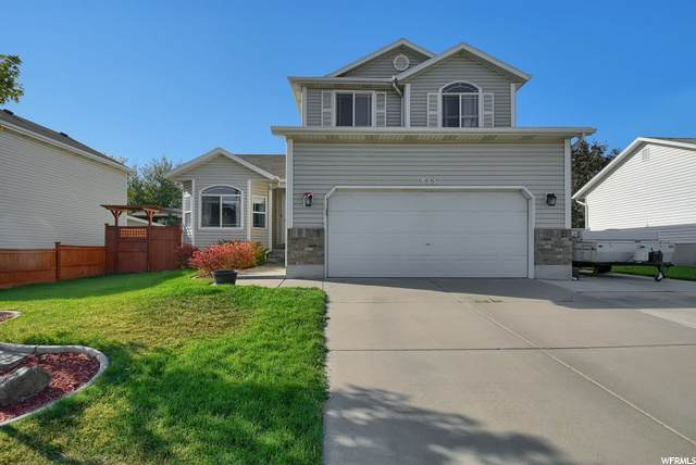 833 W 4200 S, Riverdale, UT 84405 (#1701155) :: Red Sign Team