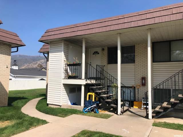 314 W Center St N C-131, Bountiful, UT 84010 (#1701179) :: goBE Realty
