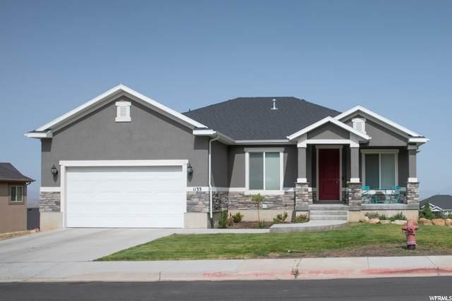 1133 E 370 S, Santaquin, UT 84655 (#1701195) :: Doxey Real Estate Group