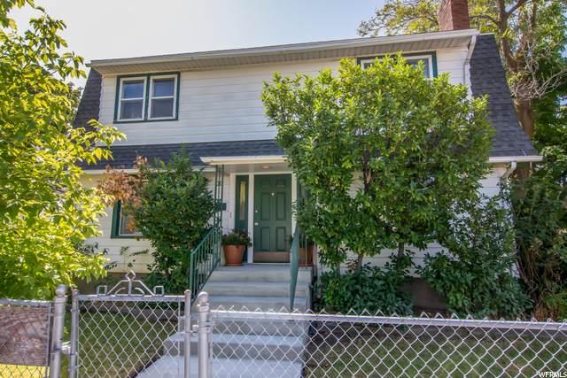702 E 3155 S, Millcreek, UT 84106 (#1701197) :: Big Key Real Estate