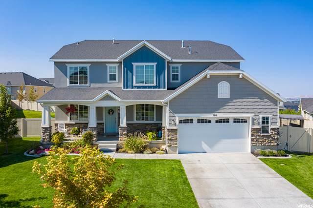508 W Fox Creek Cir, Saratoga Springs, UT 84045 (#1701203) :: goBE Realty