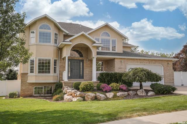 3427 N 400 W, Pleasant View, UT 84414 (#1701225) :: Colemere Realty Associates