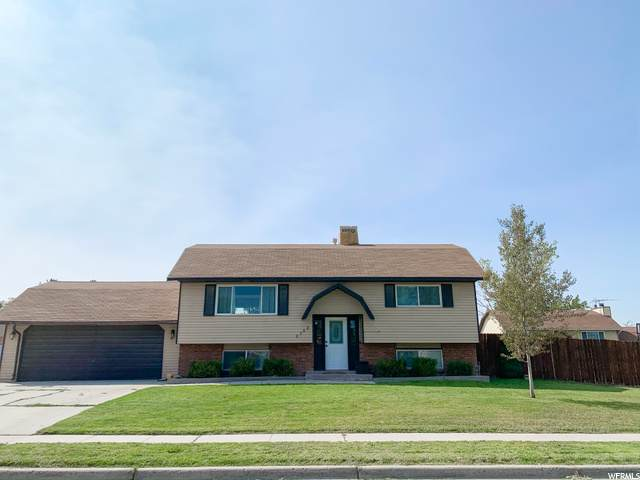 8752 S Royal Crest Dr, West Jordan, UT 84088 (#1701226) :: Red Sign Team