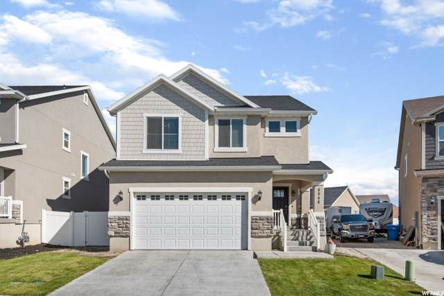 4846 W Tower Heights Dr S, Riverton, UT 84096 (MLS #1701227) :: Lookout Real Estate Group
