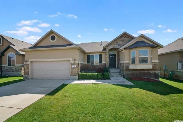 2369 W 2150 N, Lehi, UT 84043 (#1701241) :: Big Key Real Estate