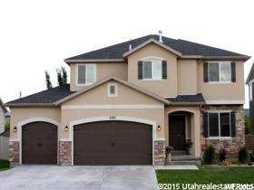 3163 W Wild Flower Ln, Lehi, UT 84043 (#1701246) :: Big Key Real Estate