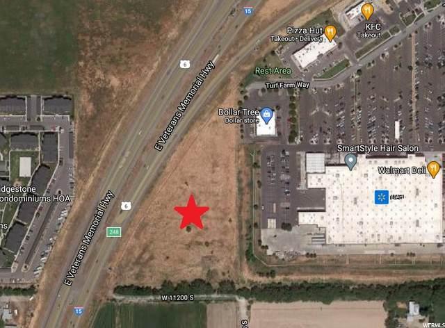 1060 Turf Farm Rd, Payson, UT 84651 (#1701252) :: Berkshire Hathaway HomeServices Elite Real Estate