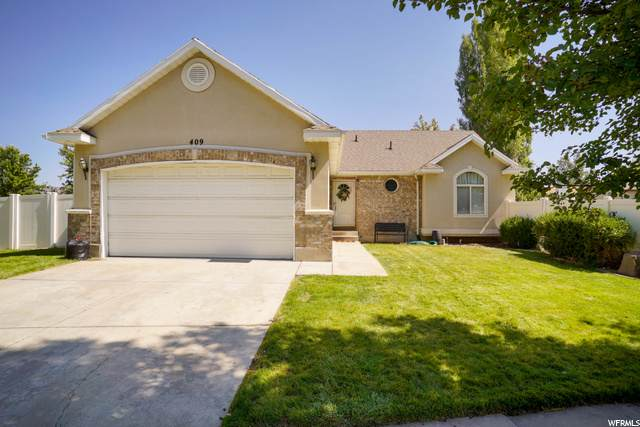 409 S 1125 W, Layton, UT 84041 (#1701260) :: Colemere Realty Associates