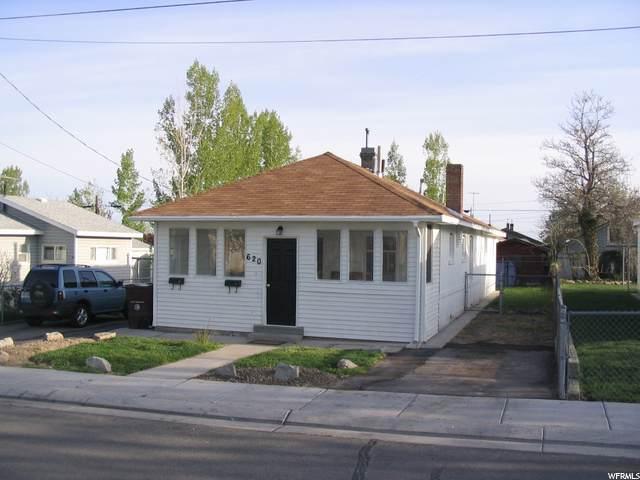 620 W 2ND Ave S, Midvale, UT 84047 (#1701262) :: goBE Realty
