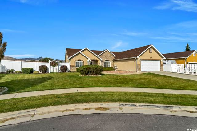 9778 S Woodridge Dr, South Jordan, UT 84009 (#1701271) :: Big Key Real Estate