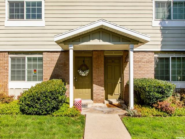 3811 S 900 E #4, Salt Lake City, UT 84106 (#1701275) :: goBE Realty