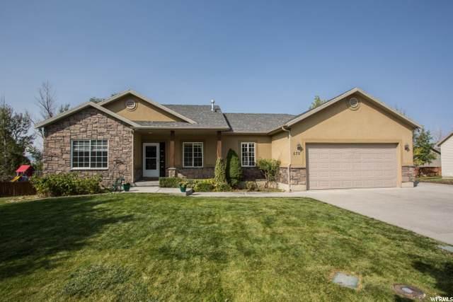 575 N 140 E, Millville, UT 84326 (#1701276) :: Big Key Real Estate