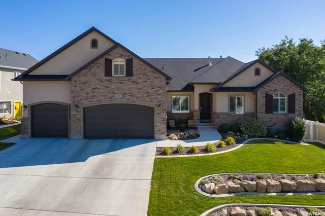 532 E 1300 N, Pleasant Grove, UT 84062 (#1701308) :: Doxey Real Estate Group