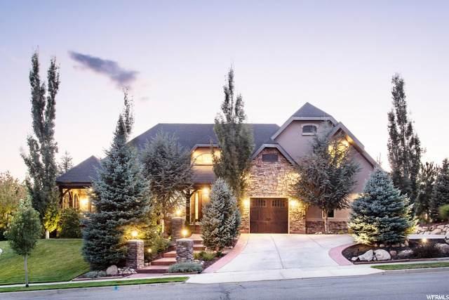 5851 W Timber Ridge Ln, Highland, UT 84003 (#1701309) :: Berkshire Hathaway HomeServices Elite Real Estate