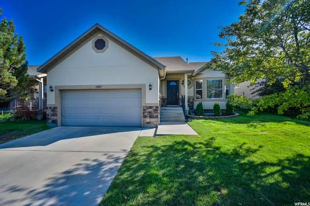 3987 W Cedar Wood Ln S, South Jordan, UT 84009 (#1701325) :: Bustos Real Estate   Keller Williams Utah Realtors