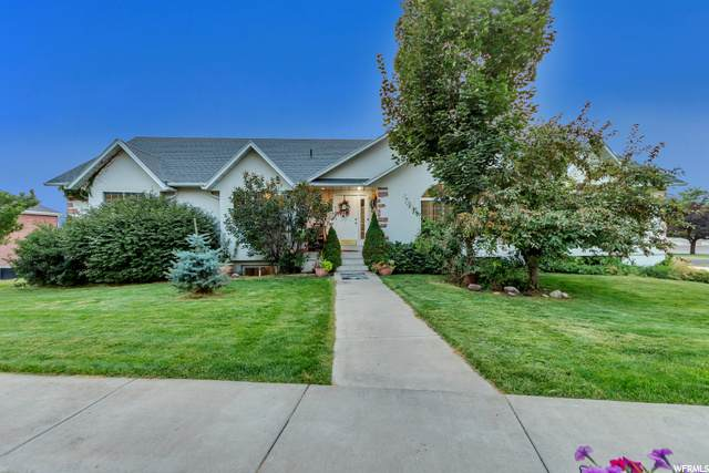 223 S 1400 E, Logan, UT 84321 (#1701341) :: Colemere Realty Associates