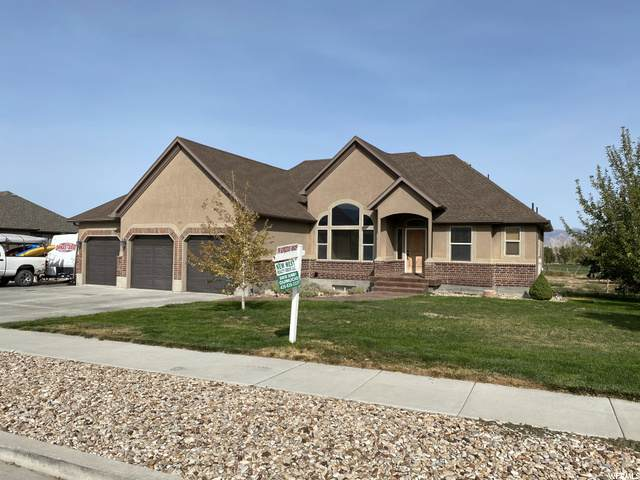 439 Brock Way, Grantsville, UT 84029 (#1701348) :: Exit Realty Success