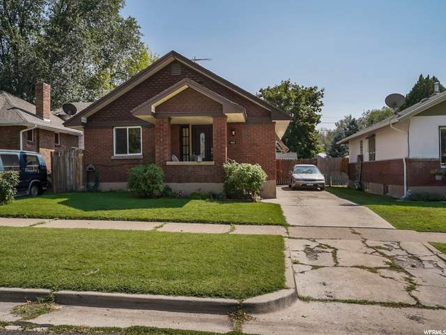 1025 E Darling St, Ogden, UT 84403 (#1701364) :: Doxey Real Estate Group