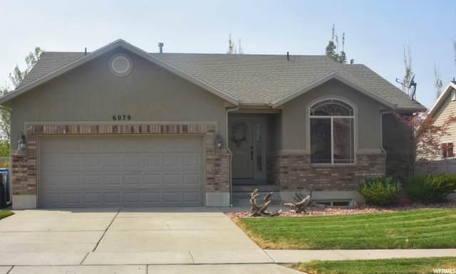 6079 S 1250 E, South Ogden, UT 84405 (#1701367) :: Big Key Real Estate
