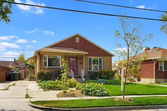 444 E 1300 S, Salt Lake City, UT 84115 (#1701399) :: Big Key Real Estate