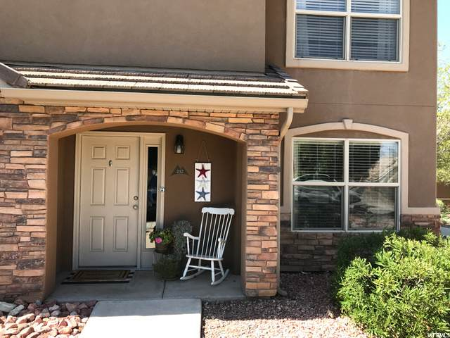 3155 S Hidden Valley Dr. #232, St. George, UT 84790 (#1701419) :: Doxey Real Estate Group